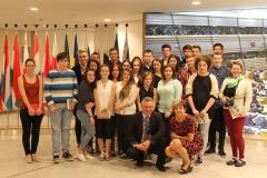 v Europarlamentu - Brusel (1)