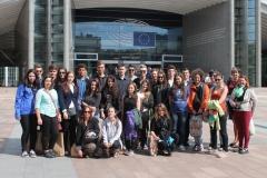 v Europarlamentu - Brusel (4)