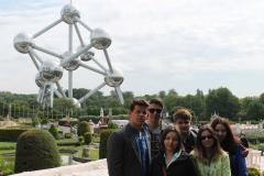 v Europarlamentu - Brusel