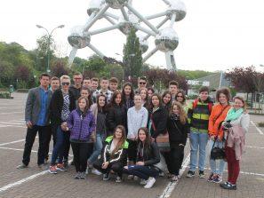 Návštěva Europarlamentu - Brusel