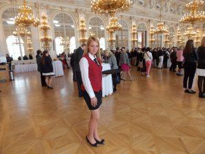 Praxe na Pražském hradě