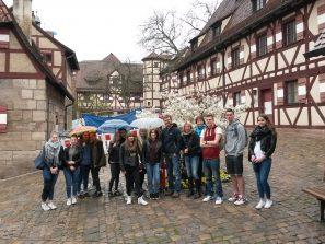 Studentská výměna  - Erlangen