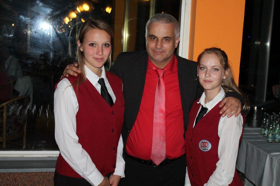 Slavnostní zahájení sezóny vpražském TOP HOTELU