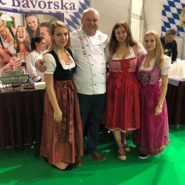 Na Gastrofestu v Českých Budějovicích - setkání gastronomů a gurmánů
