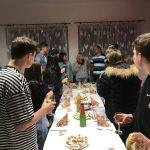 Vánoční večírek naší fiktivní firmy