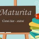 Rozpis ústních maturitních zkoušek - dálkové studium
