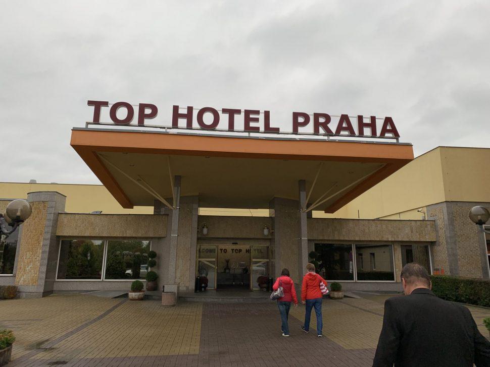 Návštěva TOP HOTELU PRAHA