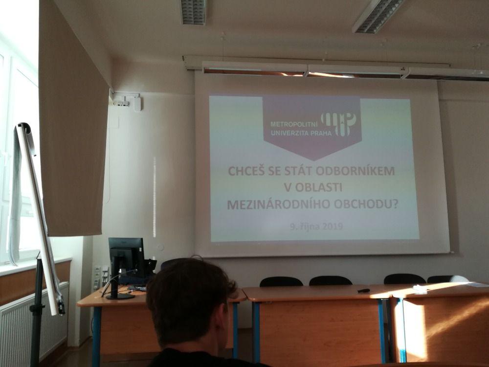 Ekonomka v Praze aneb spolupracujeme s ČNB