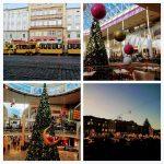Adventní trhy - Linz