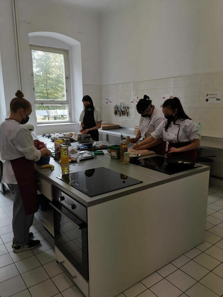 Naše nová kuchyně